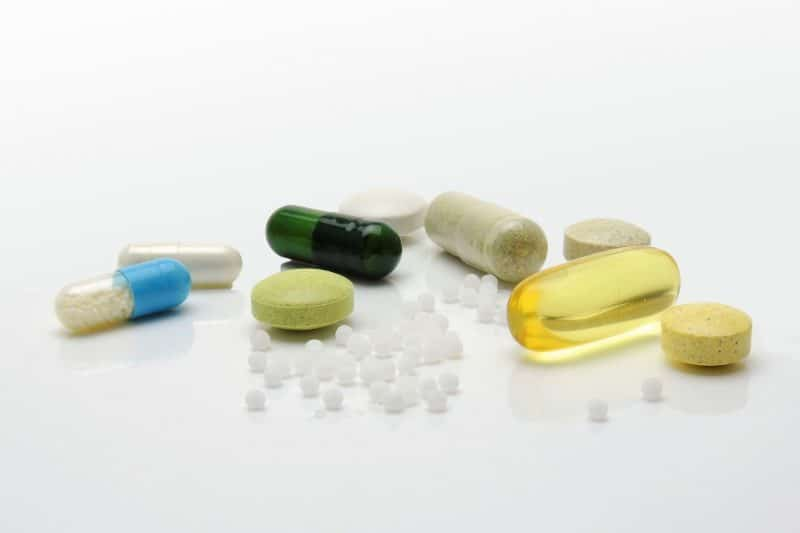 dietary supplement statistics