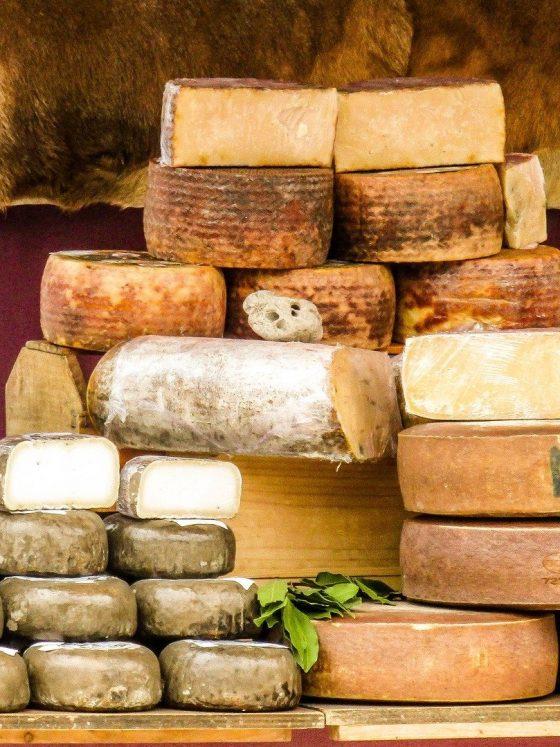 cheese statistics
