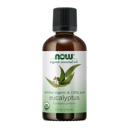 Best Essential Oils - NOW Organic Eucalyptus Essential Oil Review
