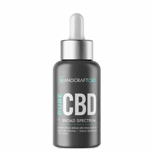 Best CBD Oil - NanoCraft CBD Pure CBD Oil Formula Review
