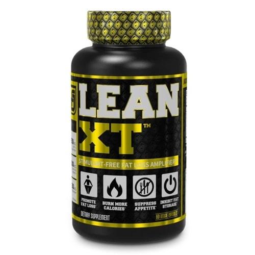 Best Appetite Suppressant - Jacked Factory Lean-XT Non Stim Fat Burner Review