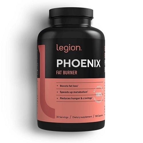 Best Appetite Suppressant - Legion Phoenix Fat Burner Review