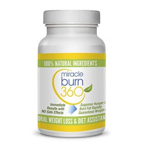 Best Appetite Suppressant - Miracle Burn 360 Review
