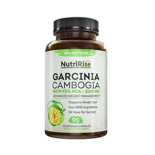 Best Appetite Suppressant - NutriRise 100% Pure Garcinia Cambogia Extract With HCA Review
