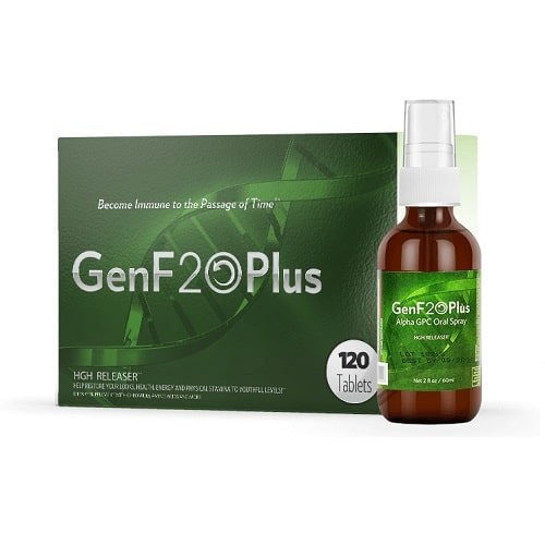 Best HGH Supplement - GenF20 Plus Review