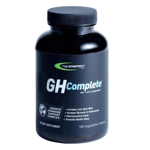 Best HGH Supplement - High Energy Labs GH Complete Review