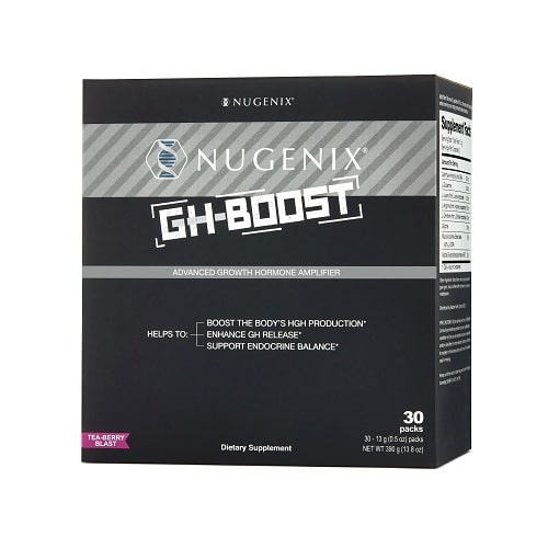 Best HGH Supplement - Nugenix GH Boost Review