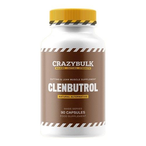 Best Fat Burner for Men - CrazyBulk Clenbutrol Review