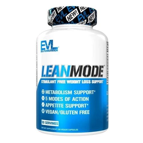 Best Fat Burner for Men - Evlution Nutrition LeanMode Review