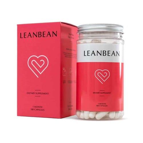Best Fat Burner for Men - Leanbean Fat Burner Review