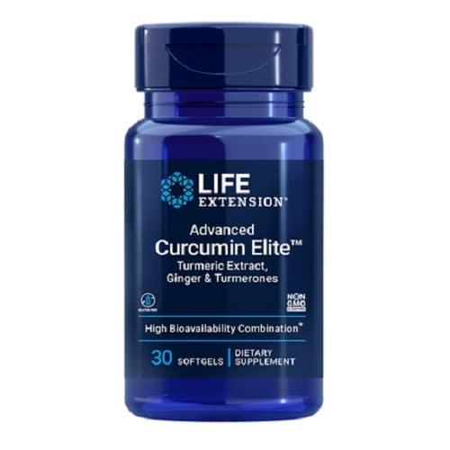 Best Turmeric Supplements - Life Extension Advanced Curcumin Elite Review