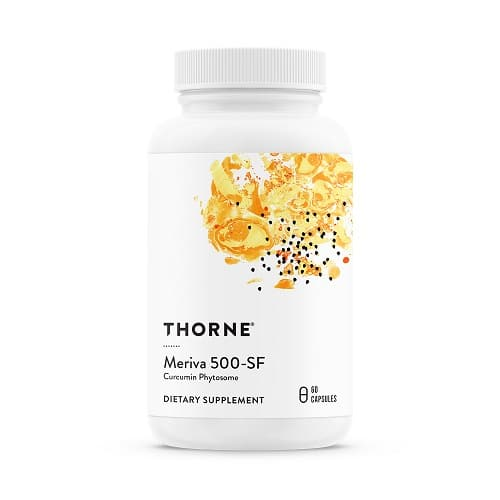 Best Turmeric Supplements - Thorne Meriva 500-SF Review