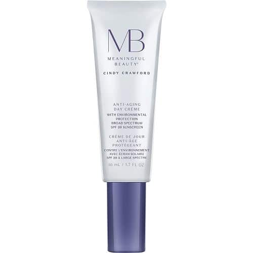 Best Anti-Aging Products - Meaningful Beauty Anti-Aging Day Crème with Environmental Protection SPF30 Review