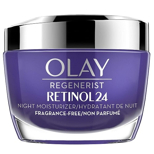 Best Anti-Aging Products - Olay Regenerist Retinol24 Review