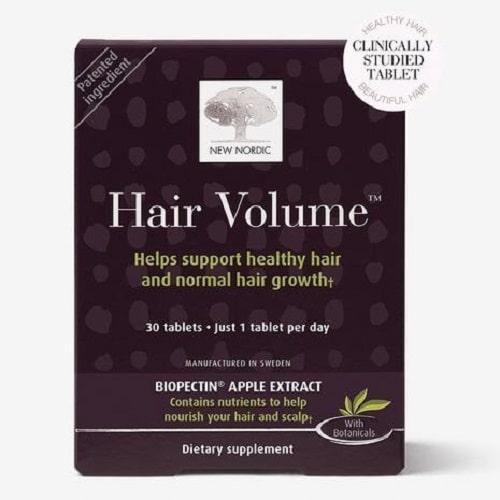 Best Hair Loss Treatment for Men - New Nordic Hair Volume Review