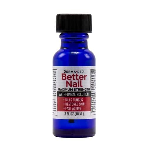 Best Nail Fungus Treatment - Dermaced Better Nail Maximum Strength 25% Solution Review