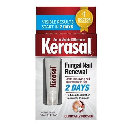 Best Nail Fungus Treatment - Kerasal Fungal Nail Renewal Treatment Review