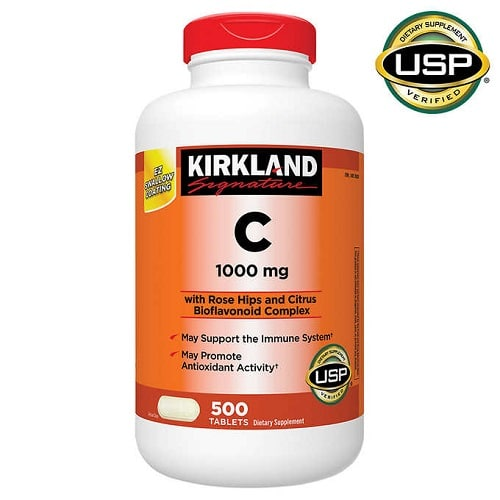 Best Vitamin C Supplement - Kirkland Signature Vitamin C Review