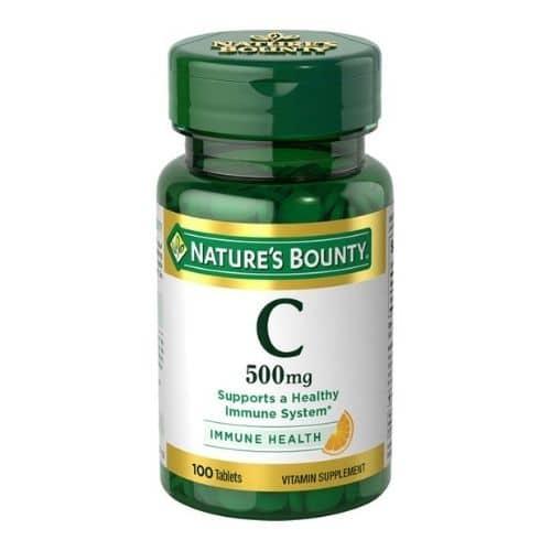 Best Vitamin C Supplement - Nature's Bounty Vitamin C Review
