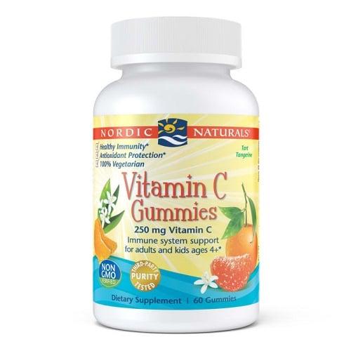 Best Vitamin C Supplement - Nordic Naturals Vitamin C Gummies Review