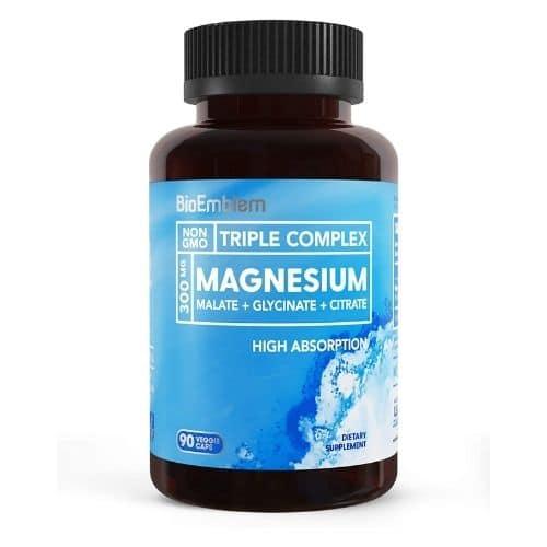 Best Magnesium Supplement - BioEmblem® Triple Complex Review