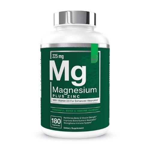 Best Magnesium Supplement - Essential Elements® Magnesium Plus Zinc With D3 Review