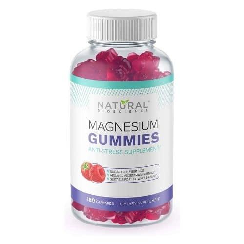 Best Magnesium Supplement - Natural BioScience Sugar-Free Magnesium Gummies Review
