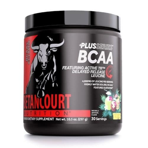 Best BCAA Supplement - Betancourt Nutrition Plus Series BCAA Review