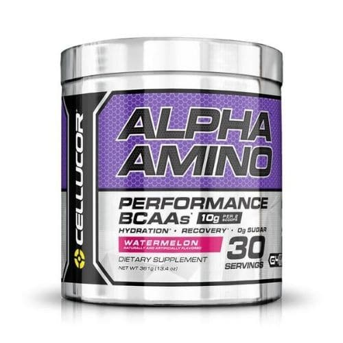 Best BCAA Supplement - Cellucor Alpha Amino Performance BCAAs Review
