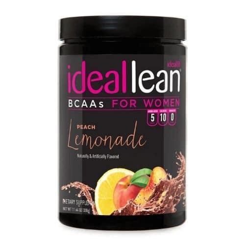Best BCAA Supplement - IdealFit Ideallean BCAAs for Women Review