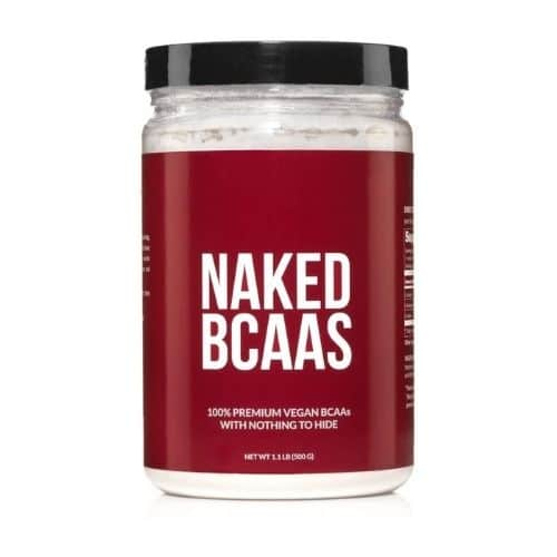 Best BCAA Supplement - Naked Nutrition Naked BCAAs Review