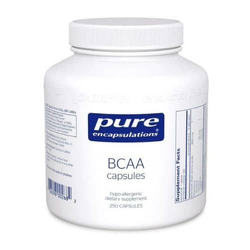 Best BCAA Supplement - Pure Encapsulations BCAA Review