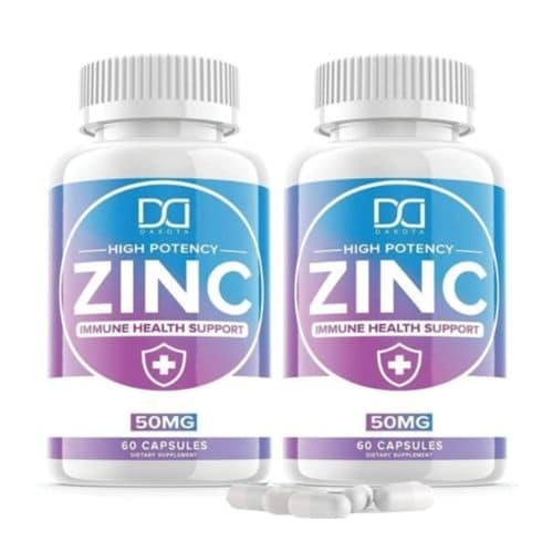 Best Zinc Supplement - Dakota Nutrition Zinc Review