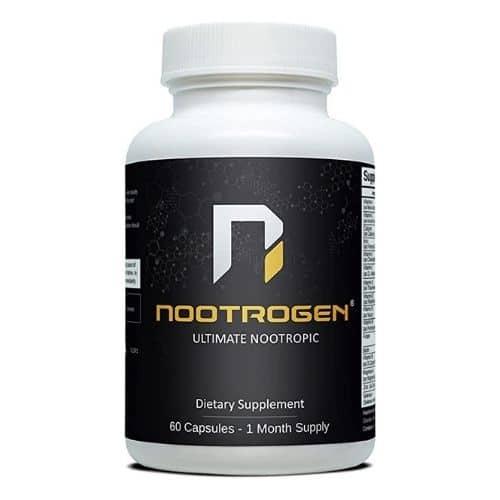 Best Nootropics - Nootrogen® Ultimate Review