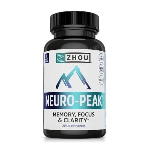 Best Nootropics - ZHOU Nutrition® Review