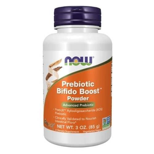 Best Prebiotic Supplement - NOW Review