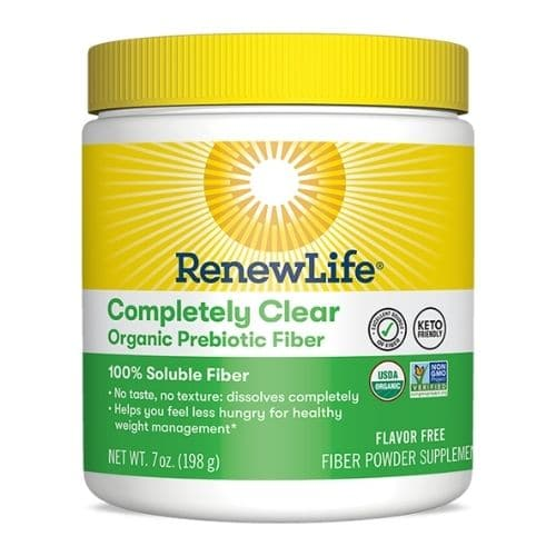 Best Prebiotic Supplement - Renew Life Review